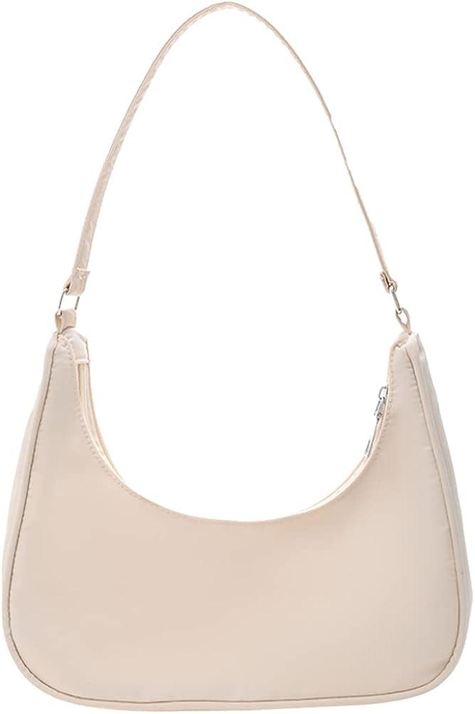 Ladies shoulder bag underarm bag handbag,Mini retro,Business&leisure,Crescent shape
