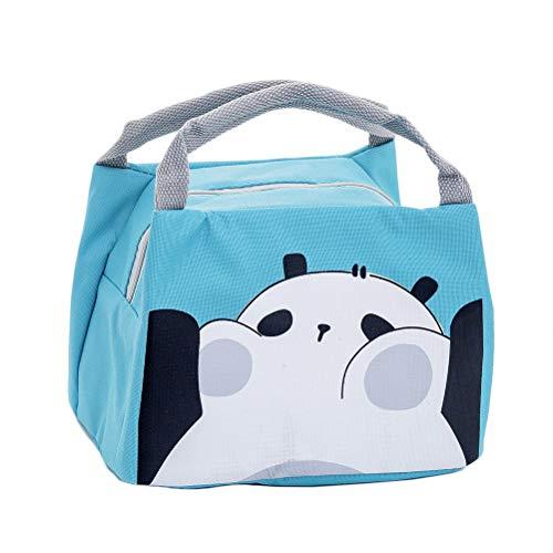 Urisgo Mooie vrouwen meisjes kinderen lunchbox koelbox picknicktas tas