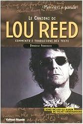 Le canzoni di Lou Reed