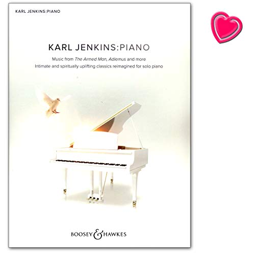 Karl Jenkins Piano Music from