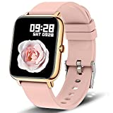 Best Cheap Smartwatches - Smart Watch, Popglory 1.4 inch LCD Full Touch Review