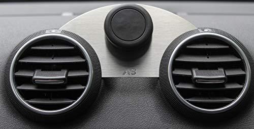 SSF Porta cellulare magnetico compatibile con Audi A3 8P