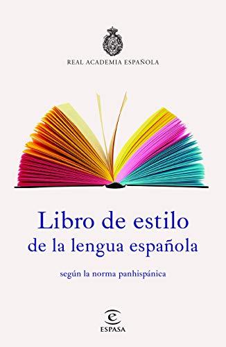 Libro de Estilo de la Lengua Espaaola
