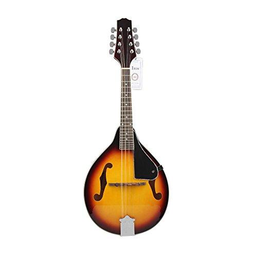 Andoer® Mandolino a 8 corde con ponte regolabile...