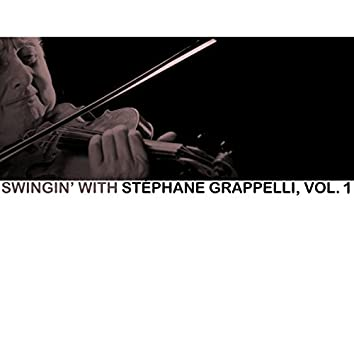 Swingin' with Stéphane Grappelli, Vol. 1