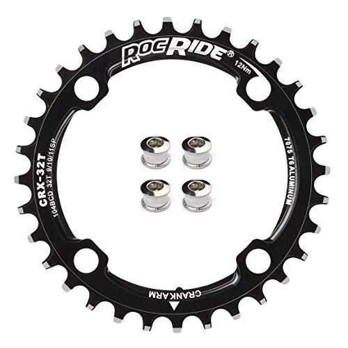 fits 26T Wolf Tooth Bash Guard Alloy Bashguard 104 BCD for 104 BCD Cranks