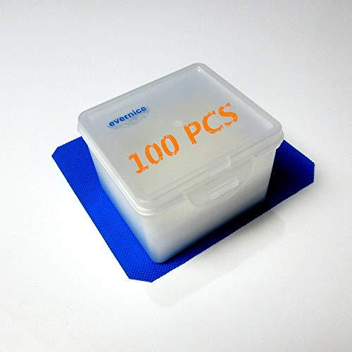 100 bobinas de plástico para Singer 8770 9910 9920 9940 9960 Quantum Stylist +
