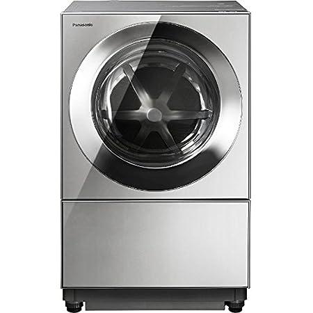 パナソニック 左開き ななめドラム 全自動洗濯機 (容量10kg/乾燥3kg) (プレミアムステンレス) (NAVG2200LX) プレミアムステンレス NA-VG2200L-X