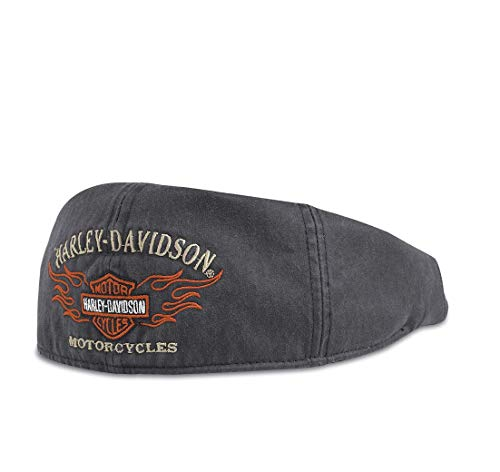 HARLEY-DAVIDSON Ivy Cap Flame Graphic, L
