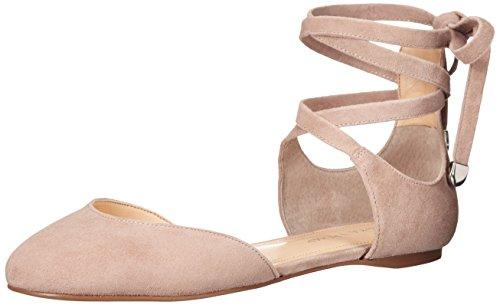 Ivanka Trump Women's Elise Ballet Flat, Light Natural, 6.5 M US