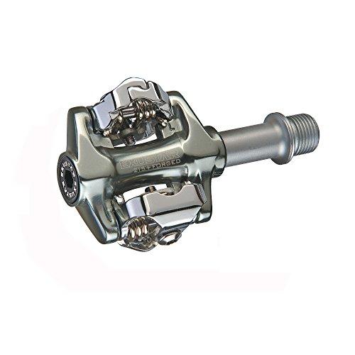 Exustar EPM215 Pedales de MTB, Unisex Adulto, Gris, 82 x 61 mm