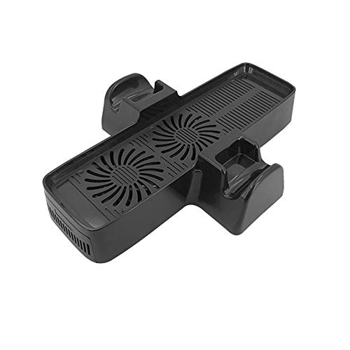 ZYJ-AWASA 3 in 1 Cooling Kit Dual Fan Cooling Station Console Controller Stand for Xbox360 Slim + USB Charging Cabl XBOX 360 SLIM cooling stand xbox 360 slim contoller stand xbox 360 slim cooling fan
