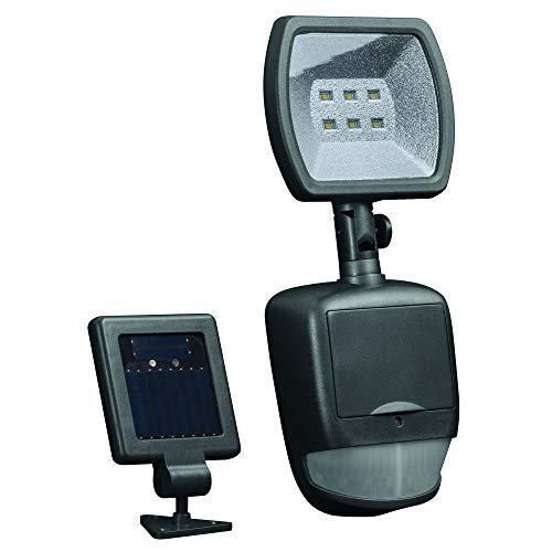 Duracell sl001bkbdu Solar Powered Sicherheit Light 120Lumen –-(Gadgets > Taschenlampen & Laternen)