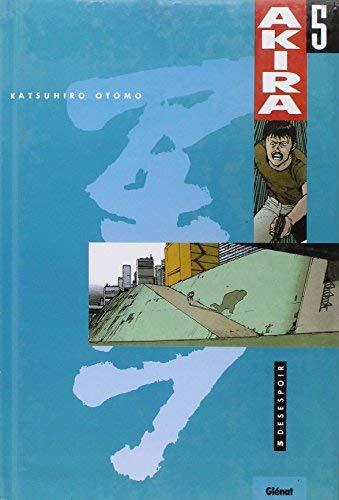 Akira - Couleur Vol 5: Desespoir de OTOMO Katsuhiro ( 9 janvier 1992 )