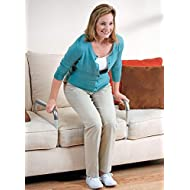 Portable Couch Standing Aid for Seniors by STAND A ROO -NO Assembly Required -Stand Assist for Elderly, Disabled and Expecting Mothers - Medical Grade Materials