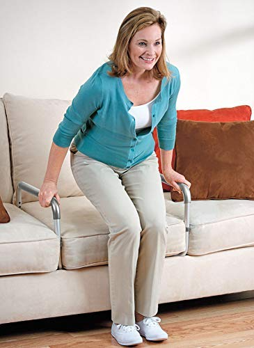 Portable Couch Standing Aid for Seniors by STAND A ROO - NO Assembly Required - Stand Assist for Elderly, Disabled and Expecting Mothers - Medical Grade Materials Up to 350 lbs.