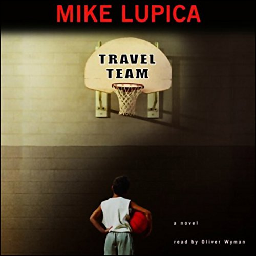 Travel Team audiobook cover art