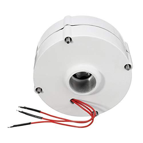 Tqing Motor del alternador del generador de imán Permanente 6000W, 12V 24V / 48 voltios 3 Fase CA sin escobillas eléctrica de energía eólica torneadora Motor,48v