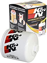K&N Premium Oil Filter: Protects your Engine: Compatible with Select CHEVROLET/JEEP/EAGLE/FORD Vehicle Models (See Product Description for Full List of Compatible Vehicles), HP-2007