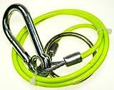 leisure MART LMX726 - Cable para Remolque de Caravana con Anillo de división Fluorescente