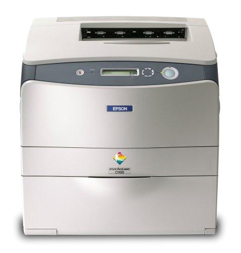 Epson AcuLaser C1100 Color A4 - Impresora láser (Laser, Color, A4, 180 Hojas, 25 ppm)