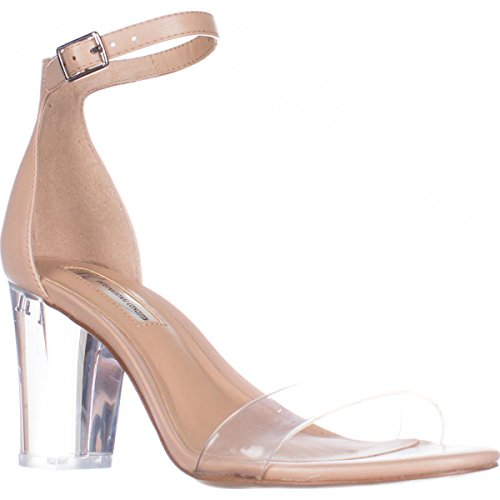 Price comparison product image INC International Concepts Womens Kivah Open Toe Casual,  Powder Nude,  Size 8.5