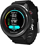 PKLG Range5 Orologi Smart Watch Uomo Donne Cardiofrequenzimetro Fitness Sport Orologi GPS Activity Tracker Smartwatch (B)