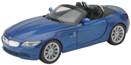 NewRay 71186 - Car- BMW Z4, Scala 1:24, Die Cast, Grigio