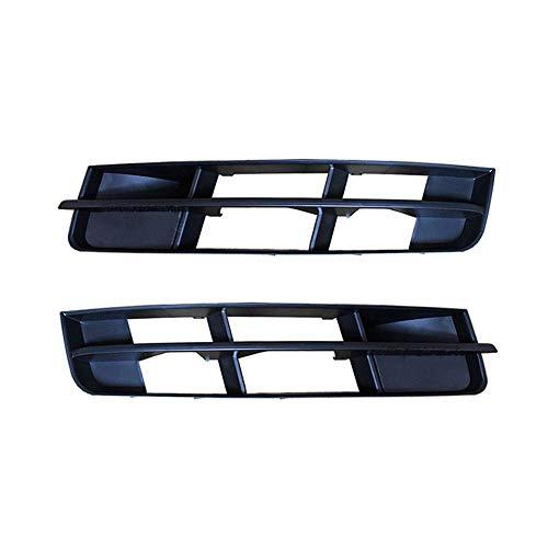 BLH-AMY Rejilla De Lámpara De Luz Antiniebla De Parachoques Delantero Izquierdo Automático para Audi Q7 2010 2011 2012 2013 2014 2015