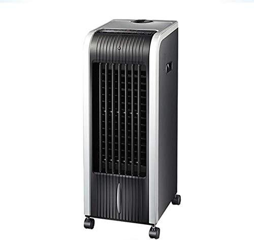 WLD Zomer Airconditioning Ventilator Thuis Bladloze Ventilator Koeler Vloer Airco Verdamper, Familie Slaapzaal - 80W Huishoudelijke Energiebesparende Koelventilator