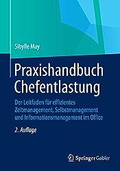 Cover des Buchs Praxishandbuch Chefentlastung