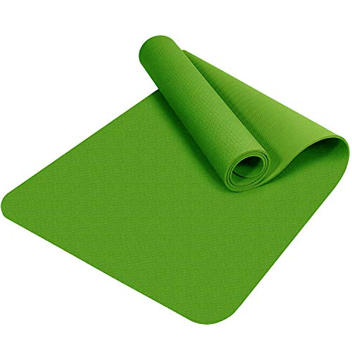 Good Times Yogamatte, rutschfest, TPE, umweltfreundlich,...