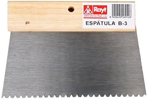 RAYT-Espátula dentada B-3 - 1691 Para aplicación de adhesivos