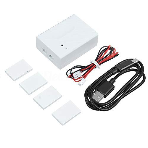 szlsl88 Universal Garagentoröffner Fernbedienung, Smart WiFi Garagentorschalter, Kunststoff Praktische Fernbedienung Sensor für Garagentor Öffnen