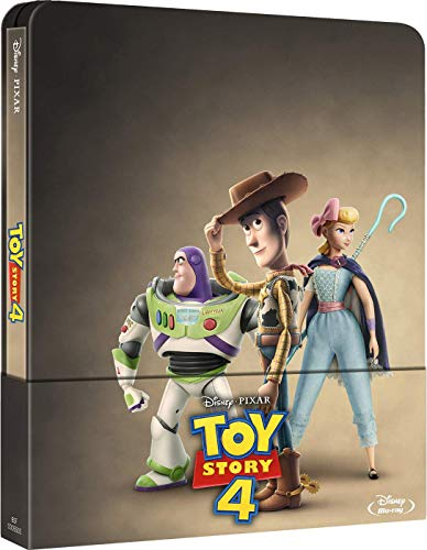 Toy Story 4 [Steelbook] [Blu-ray]