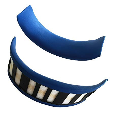 Kopfhörer Ersatz Kopfbandkissen für Sony PS3 PS4 Gold Wireless Playstation 3 Playstation 4 Stereo 7.1 Virtual Surround CECHYA-0083 Kopfband (Nicht für andere geeignet)