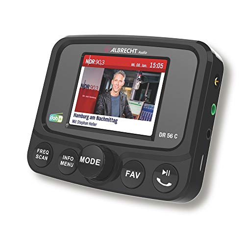 Albrecht DR56 C Digitalradio-Adapter