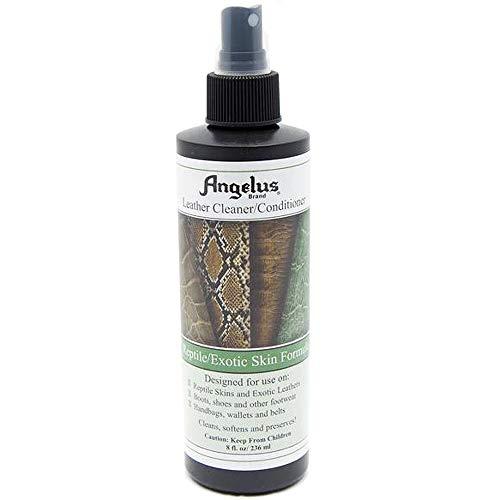 Angelus Reptile Exotic Skin Cleaner Conditioner 8 Oz.