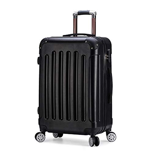 NgMik Telescopic suitcase Universal Wheel Trolley Case 20/24 Inch Suitcase Access Case Password Case Luggage Lightweight suitcase (Color : C2, Size : 24inch)
