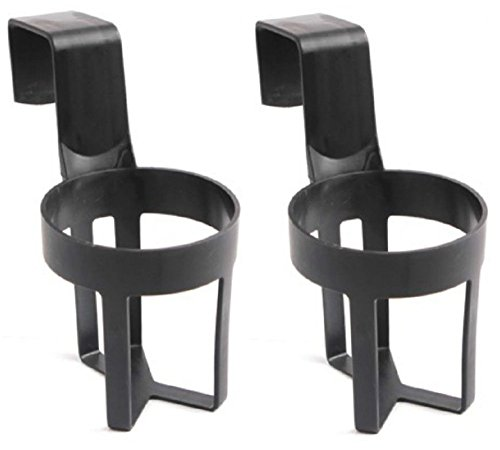 Xtremeauto 2 x Universal Car/Truck/Lorry Door Cup/Mug Mount Beverage Drink Bottle Holder Stand