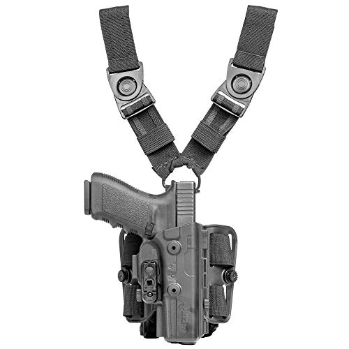 Alien Gear holsters S&W M&P Shield 40 Caliber - Left Hand - Large