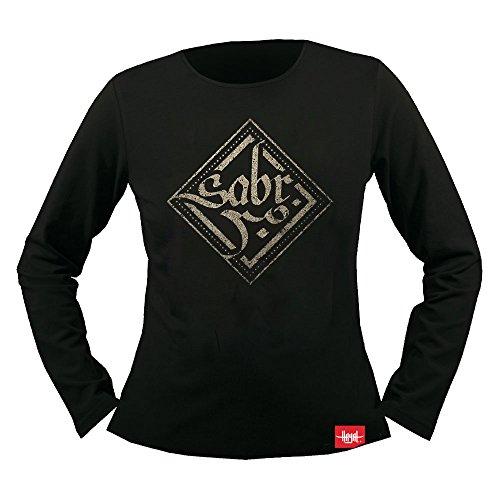 Mudi - Sabr. - Girlie - Langarm - Shirt/Longsleeve Größe XL