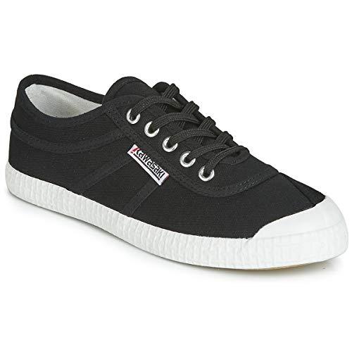 Kawasaki Unisex Orginal Canvas Shoe Black