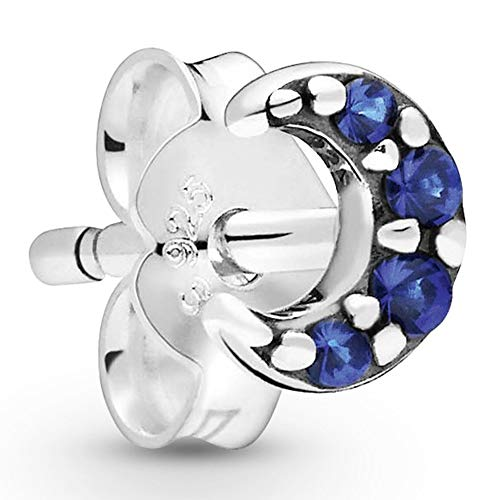 Pandora Pendientes de botón Plata esterlina No aplicable - 298534C01