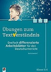 Textverständnis beim Sachtext