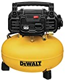 Product Image of the DEWALT Pancake Air Compressor, 6 Gallon, 165 PSI (DWFP55126)