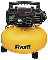Dewalt DWFP55126 6 Gallon 165 PSI Pancake Compressor - Best in Being Budget-Friendly