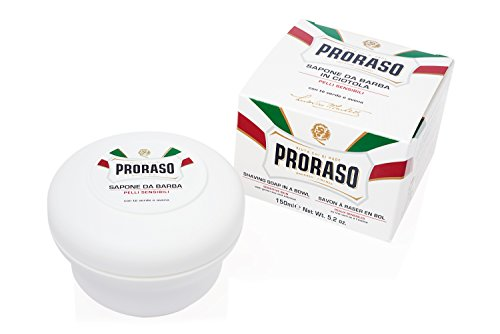 Proraso Sapone da Barba Sensitive Skin Rasierseife, 150 ml