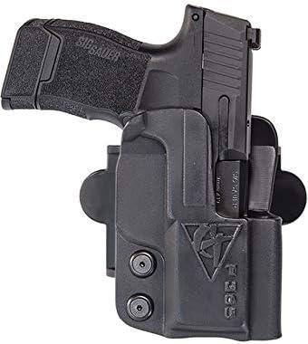 送料無料/新品 COMP-TAC.COM 超歓迎された International Holster Sig - Right P239 9mm Blac