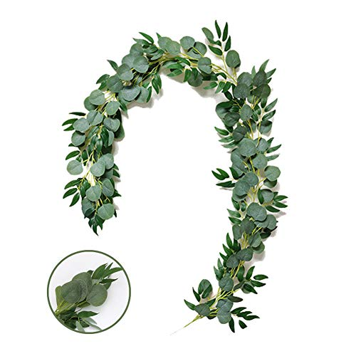 Maotrade Eukalyptus Künstlich Pflanze...